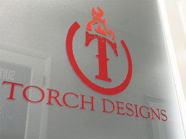 decals image torch designs logo